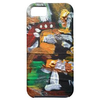Aztec God of Stars iPhone SE/5/5s Case