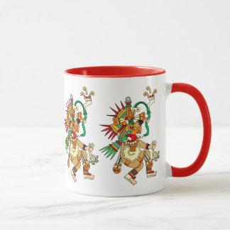 Aztec God Quetzalcoatl Mug
