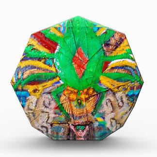 Aztec Green Spider Queen Award