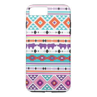Aztec Indian Native Tribal pattern iPhone 7 Plus Case