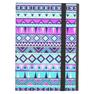 Aztec inspired pattern iPad air cover