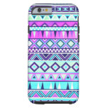 Aztec inspired pattern iPhone 6 case
