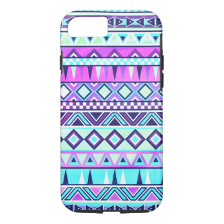 Aztec inspired pattern iPhone 7 case