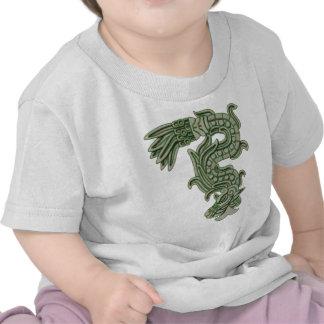 Aztec Jade Serpent Shirt