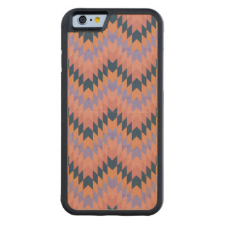 Aztec landlord carved® maple iPhone 6 bumper case