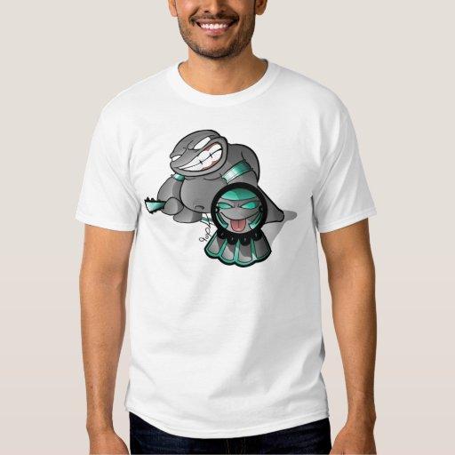Aztec Lil Fat Belly T-Shirt