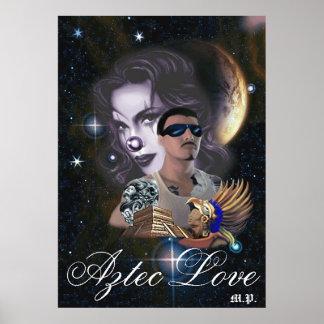 Aztec Love Poster