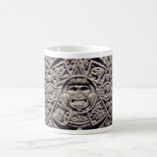 Aztec MAYAN CALENDAR Stone - December 21, 2012 Coffee Mug