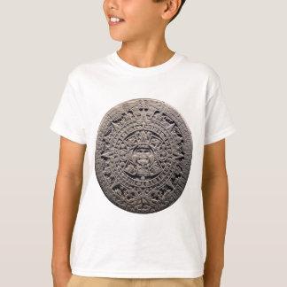 Aztec MAYAN CALENDAR Stone - December 21, 2012 T-Shirt
