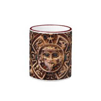 AZTEC MAYAN SUN CALENDAR Gift Mug