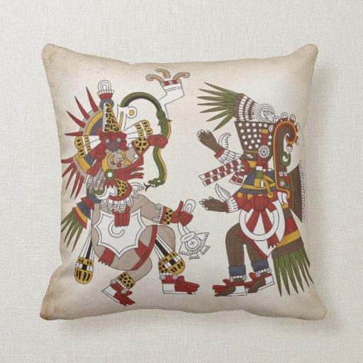 Aztec MoJo Pillow