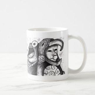 Aztec Monster Coffee Mug