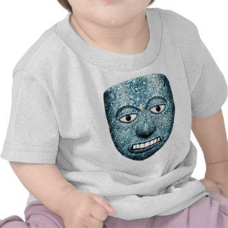 Aztec Mosaic Mask Tshirt