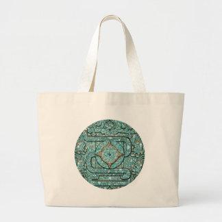 Aztec Mosaic Shield Bags