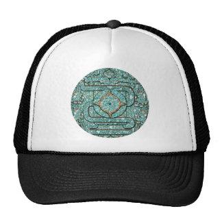 Aztec Mosaic Shield Trucker Hat