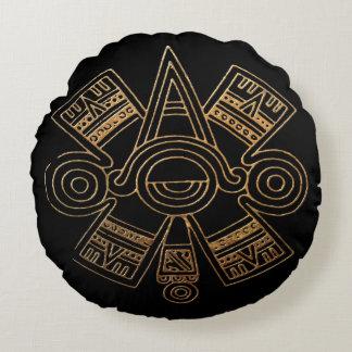 AZTEC Movement Round Pillow