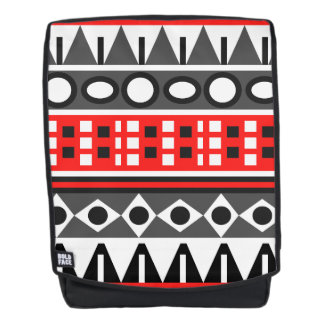 Aztec native pattern backpack