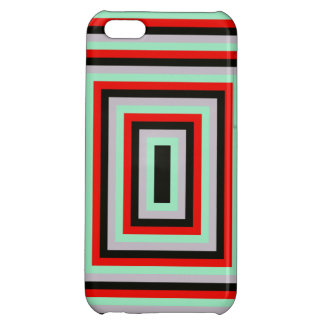 Aztec Nazca Line Pattern Art Graphic Iphone Case