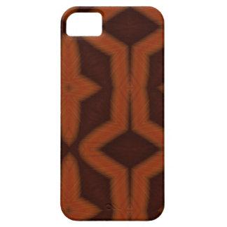 Aztec Orange iPhone 5 Cases
