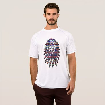 Aztec Themed Aztec Owl T-Shirt