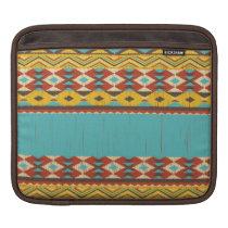 Aztec Pattern iPad Sleeve
