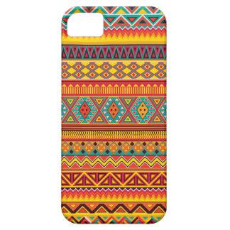 Aztec Pattern iPhone SE/5/5s Case