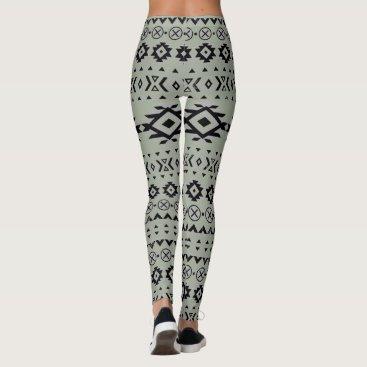 Aztec Themed Aztec Pattern Leggings