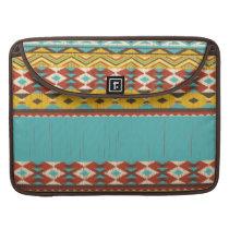 Aztec Pattern MacBook Pro Sleeves
