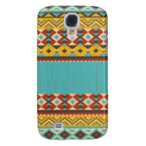 Aztec Pattern Samsung S4 Case