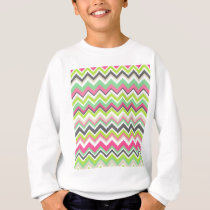 Aztec Pattern Sweatshirt
