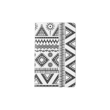 Aztec Themed Aztec Pocket Moleskine Notebook