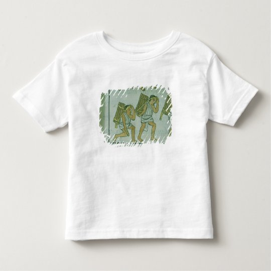 Aztec porters, from the 'Florentine Codex' Toddler T-shirt