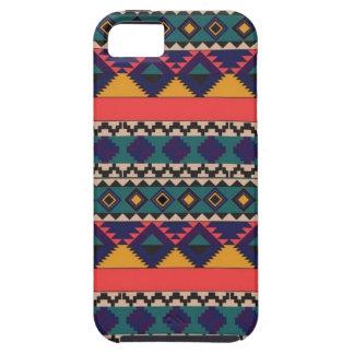 aztec print iPhone 5 cover