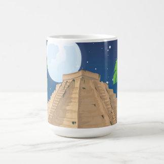Aztec Pyramid Coffee Mug