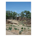 Aztec Ruins III Postcard