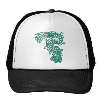 Aztec Serpent Trucker Hat
