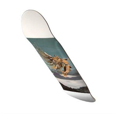 Aztec Themed Aztec Skateboard
