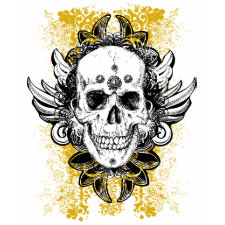 Aztec-Skull shirt