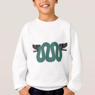 Aztec Snake Sweatshirt