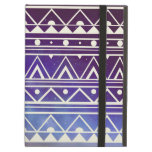 Aztec Space Cover For iPad Air