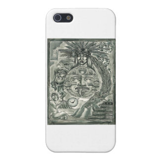 Aztec Spirit Covers For iPhone 5