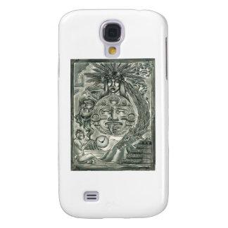 Aztec Spirit Samsung Galaxy S4 Cases