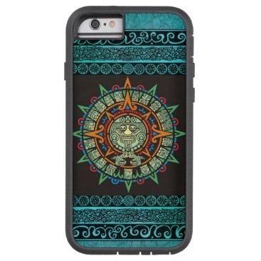 Aztec Themed (aztec star case) tough xtreme iPhone 6 case