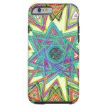 Aztec star tough iPhone 6 case