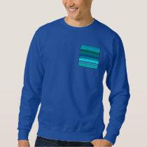 Aztec Stripe Pocket Sweatshirt