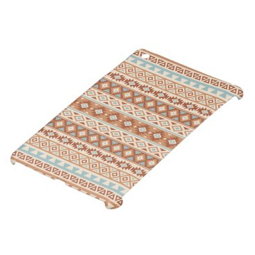 Aztec Themed Aztec Stylized Pattern Blue Cream Terracottas Case For The iPad Mini