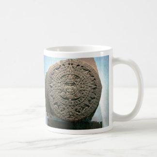 "Aztec ""Sun calendar,"" Mexico City Coffee Mug"