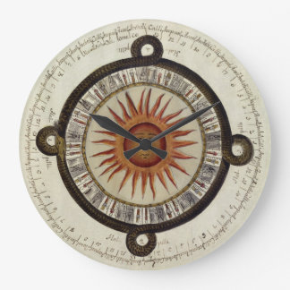 Aztec Sun Clock - Pikunikku