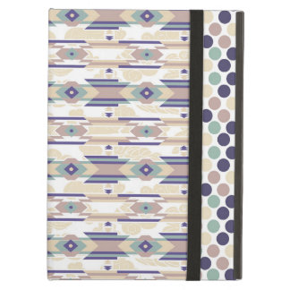 Aztec Tapestry & Dots iPad Air Case