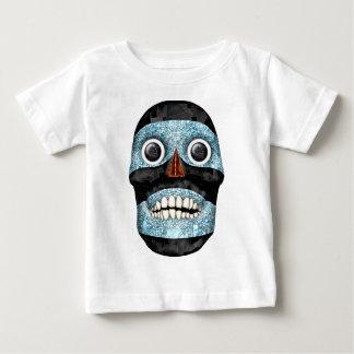 Aztec Tezcatlipoca Mask Baby T-Shirt